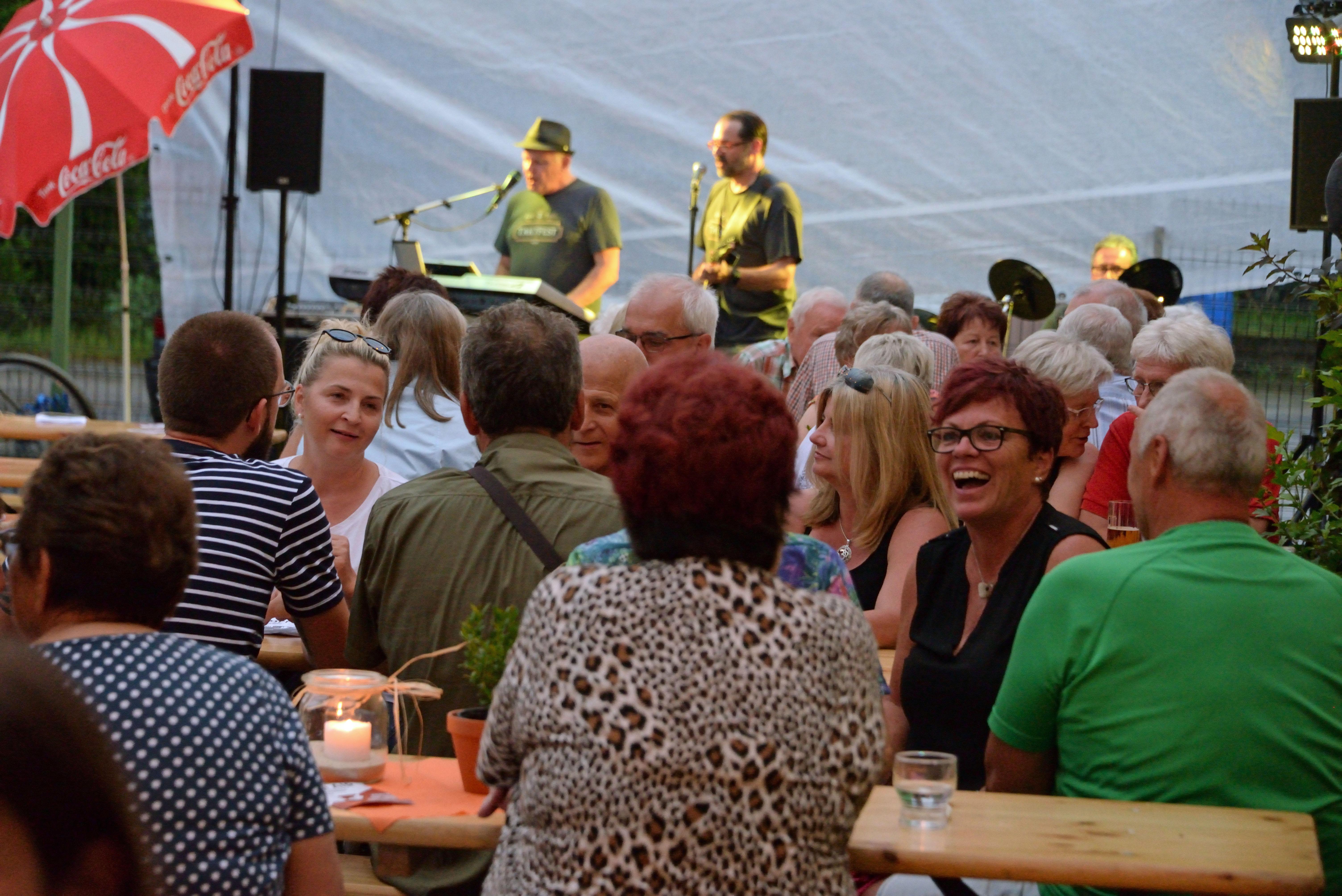 Zum 120zigsten: Das besondere Hoffest der Germania Lorsch