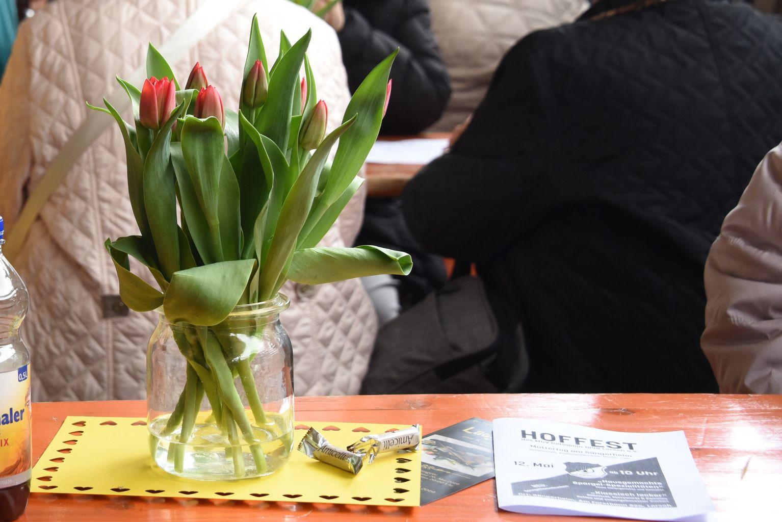 Germania-Hoffest am Muttertag